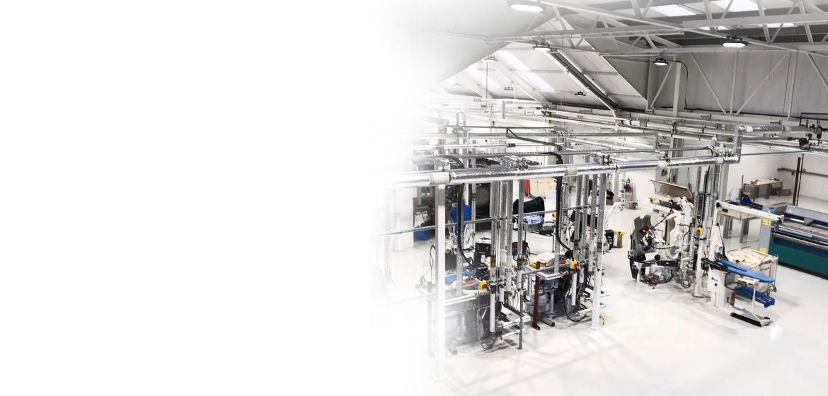 Advanced & Ultra-clean Processing Facility